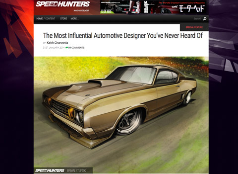speedhunters article